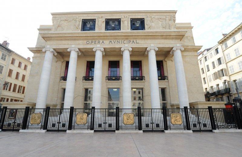 L'Opéra de Marseille s'équipe d'Aparté